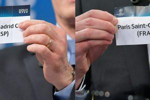 """Čempionų lygos burtai: """"Real"""" teko Prancūzijos milžinas"""