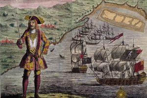 Gailestingas piratas iš katalikiškos šeimos