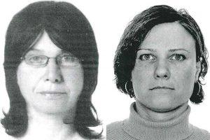 Ieškomos be žinios dingusios moterys