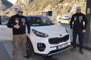 D. Jocius: greičio ruožai Monte Karle – neįtikėtinai pavojingi