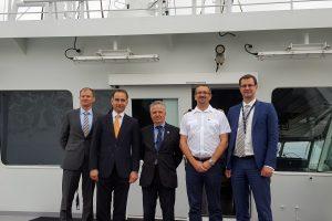 D. Ristori: Lietuvos SGD terminalas yra sėkmės istorija