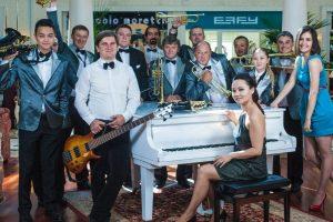 Džiazo festivalio scenoje – net trys orkestrai