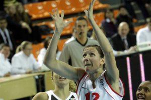 Dviejų lietuvaičių klubas pateko į Ispanijos moterų krepšinio lygos pusfinalį
