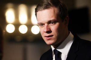 G. Landsbergis valdančiųjų norą didinti minimalią algą vadina populizmu