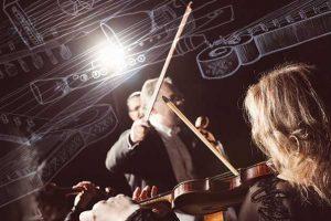 Garsų mozaika, arba Lietuvių liaudies instrumentai – netradiciniame kontekste