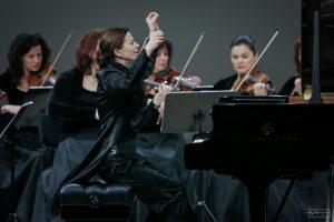 Klaipėdos kamerinio orkestro ir pianistės koncertinis turas Vokietijoje