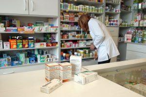 Stringa planai ligoninių vaistines atverti visiems žmonėms