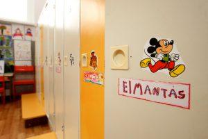 Klaipėdos darželiuose pasigedo naujovių