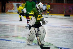 Ledo ritulio lygos čempionate varžysis septynios komandos