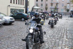 Uostamiesčio motociklams ieško vietų