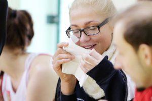 Gripas vargina vis daugiau klaipėdiečių