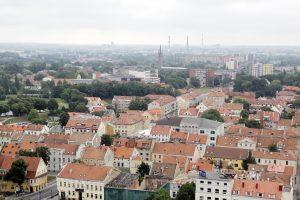 Numatė Klaipėdos miesto vystymo kryptis
