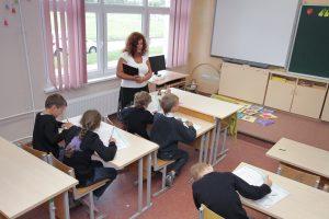 Darbo rinkoje augo pedagogų poreikis