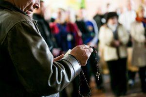 Kalėdų rytą – į svetimą bažnyčią