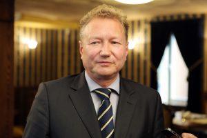 KU laikinai vadovaus Sveikatos mokslų fakulteto dekanas A. Razbadauskas