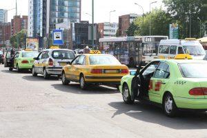 Miesto taksi – nauji vėjai