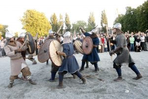 Per miesto gimtadienį atgims viduramžiai