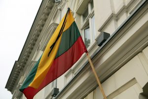 Į Lietuvos kvietimą užmegzti diplomatinius santykius atsakė ne visi