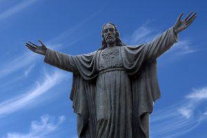Jėzaus skulptūros prikėlimo byla