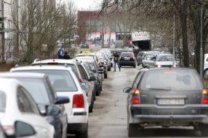 Automobilių stovėjimo aikštelių projektai – klaipėdiečių vertinimui
