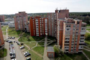 Bėdžiams Klaipėdoje perka būstus