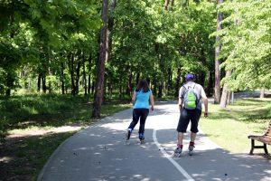 Parkuose – skirtingų poreikių gyventojams pritaikyta infrastruktūra