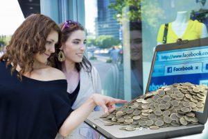 Apsipirkimas socialiniame tinkle – it loterija