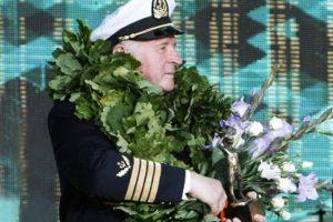 Metų jūrininkas – H. Žalandauskas