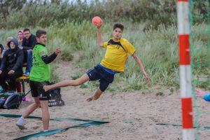 Paplūdimio rankinio turnyre – klaipėdiečių pergalės