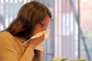 Klaipėdiečius guldo gripas