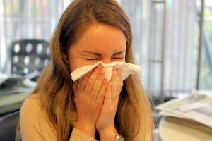 Gripas kerta klaipėdiečius
