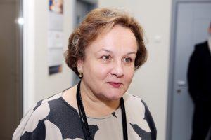 """L. Andrikienė ir A. Saudargas įtraukti į Rusijos """"juodąjį sąrašą"""""""
