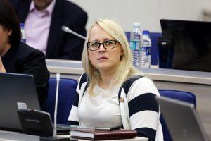 VTEK: L. Girskienė pažeidė įstatymą