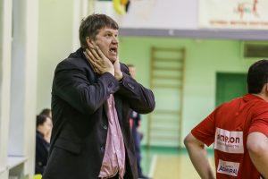 """""""Lietuvos ryto"""" ekipą papildė trenerio asistentas R. Kuncaitis"""