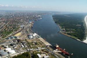 Klaipėdos uostas papildė valstybės biudžetą