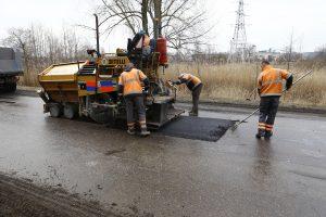 Klaipėdos gatvėms – mažiau lėšų