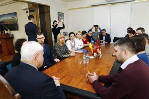 Ukrainiečius iš Donecko srities domino Klaipėdos savivalda