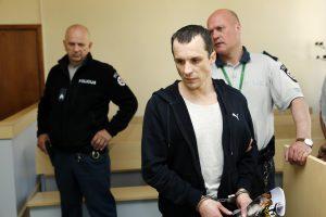 Žudikui nepatiko griežtas nuosprendis