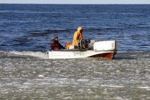 Žvejams sieks geresnių sąlygų