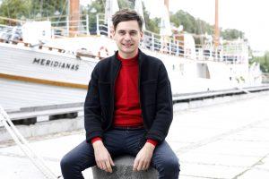 J. Aleksovas apie Klaipėdą: žmonės čia kitokie