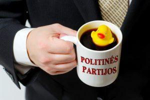Politinė matematika: partijos skaičiuoja sielas
