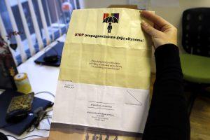 Peticija prieš gėjų eitynes