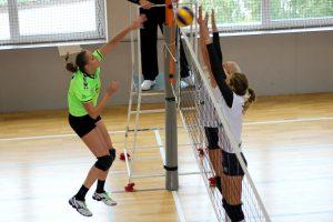 Kauno ir Alytaus klubai pergalingai pradėjo Baltijos moterų tinklinio čempionatą