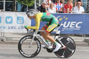 Europos dviračių plento čempionate – net 22 Lietuvos atstovai