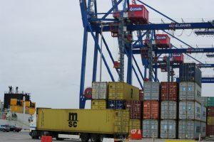 Klaipėdos uostas – lyderis regione pagal konteinerių krovos šuolį