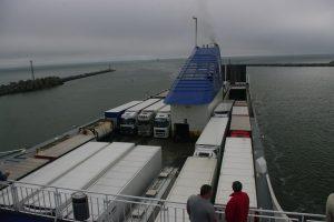 Pakoreguotos jūrų keltų uosto rinkliavos
