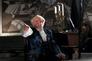 30 teatro metų: Š. Juškevičius