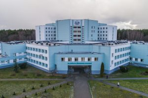 Paskelbtas konkursas į Jūrininkų ligoninės direktoriaus pareigas