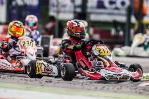 Bahreine vyksiančiame kartingo pasaulio čempionate startuos du lietuviai