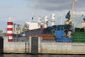 Užsieniečių priekaištai dėl žlugusios laivininkystės